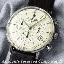 ユンカース JUNKERS バウハウス クロノグラフ 6089-5QZ クォーツ ドイツ時計 腕時計 送料無料