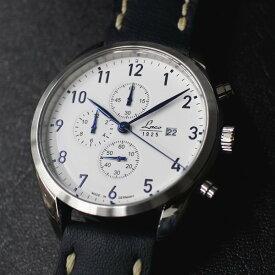 ラコ 腕時計 Laco 861789 Sylt クォーツ クロノグラフ ドイツ時計