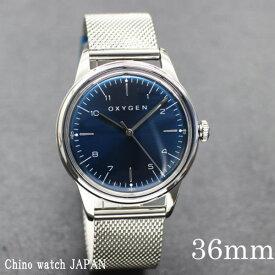OXYGEN オキシゲン CITY LEGEND36 KARL L-C-KAR-36M クォーツ 腕時計 送料無料
