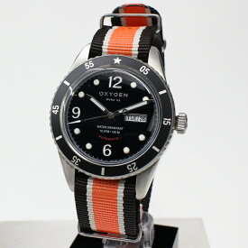 OXYGEN オキシゲン DIVER LEGEND42 EX-AT-42-NS 自動巻き 腕時計 送料無料
