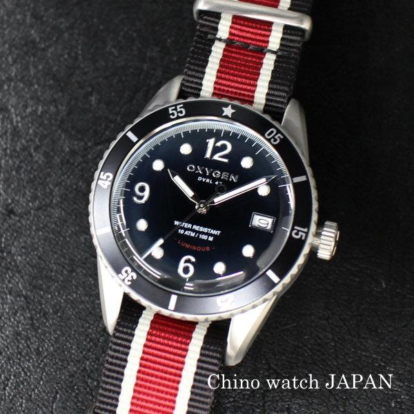 OXYGEN オキシゲン DIVER LEGEND42 BENGAL L-D-BEN-42 クォーツ 腕時計 送料無料