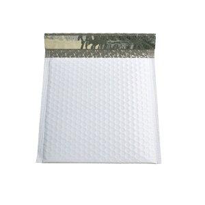 プチプチ 封筒 189×207mm 600枚 3.5mm厚 ホワイト クッション エアキャップ 梱包 包装