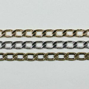真鍮チェーン BS-291 1m ゴールド ロジウム シルバー アンティーク 古美 メッキ 真鍮 金 鎖 ハンドメイド