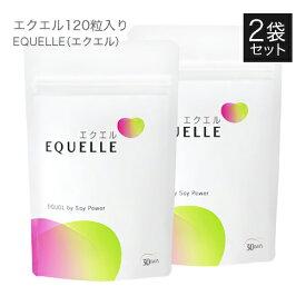 【1〜3営業日出荷】 エクエル パウチ 120粒 × 2袋 大塚製薬 送料無料 2個セット
