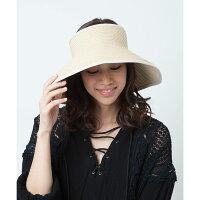 CabloCamurie(カブロカムリエ)サンバイザー|帽子レディース