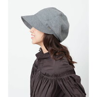 CabloCamurie(カブロカムリエ)UVキャスケット|帽子レディース