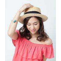 ガーブリッシュ(GIRBLISH)麦わらカンカン帽