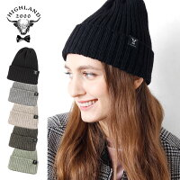 ハイランド2000ガーブリッシュニット帽カフシンプルワッチキャップHIGHLAND2000GIRBLISH【UNI】【MB】