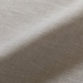 150cm巾 【 リネン 100% 生地 】 オートミール 無地 普通地 1m単位 R0052 <旧品番 N-250> 【ブラウス、チュニックに最適】 (幅広 麻 ベージュ 生成り ナチュラル 洋裁 ハンドメイド 手作り )