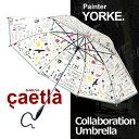 【メーカー公式ストア】Evereon傘 YORKE.デザイン 傘 雨傘 かさ カサ umbrella アンブレラ ビニール ビニール傘 グラスファイバー 強風 婦人傘 雨具 サビにくい プラスチック