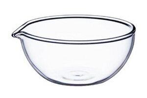 iwaki 耐熱ガラス製 リップボウル 50ml 【手作り石鹸/コスメ/ボール】【bd】