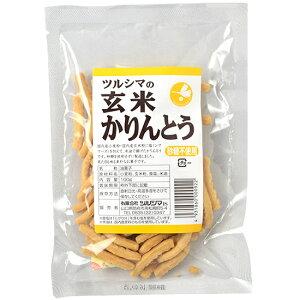 ツルシマ 玄米かりんとう 100g