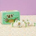 【Caffarel カファレル】 ラッテメンタ缶 【ホワイトデー キャンディ ミルク ミント イタリア トリノ チョコレー…