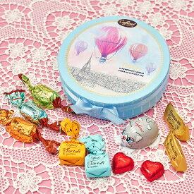 【カファレル Caffarel】パロンチーノ【バレンタイン チョコレート 限定ボックス イタリア チョコレートブランド ジャンドゥーヤ】