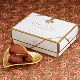 【Caffarel カファレル】 パルテンツァ 16枚入り 焼き菓子 焼き菓子、クッキー、イタリア、トリノ、カファレル、チョコレート、イタリア、老舗、プランドチョコ、ジャンドゥーヤ