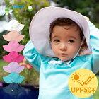 iplay【アイプレイ】ベビーキッズ帽子リバーシブルハット女の子SunProtectionHat(2−4歳Toddler)