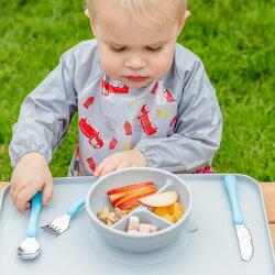 ベビー食器すくいやすいボウルシリコン子供ベビー離乳食赤ちゃん食器男の子女の子すくいやすい水洗いグリーンスプラウツGreenSproutsLearningBowl