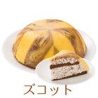 バースデーケーキナッツのズコットケーキ7号21.0cm約870g選べるホールorカット送料無料