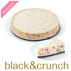 誕生日ケーキバースデーケーキブラック&クランチチーズケーキ7号21.0cm約1310g