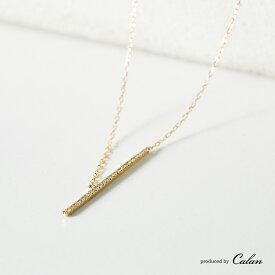 K10 ダイヤモンド 0.04ct ネックレス 10金 ゴールド 可愛い【送料無料】ジュエリー 華奢 繊細 ボックス 紙袋 保証書付き