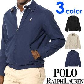 POLO RALPH LAUREN ポロ ラルフローレン ウインドブレーカー フルジップ ジャケット スイングトップ ブルゾン 3色展開[S/M/L/XL/XXL][メンズ 男性用][アウター 上着 ジャンパー][送料無料][98722]大きいサイズ ブランド