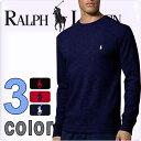 POLO RALPH LAUREN ポロ ラルフローレン メンズ サーマル 長袖Tシャツ 3色展開[黒 紺 赤][S/M/L/XL/XXL][ポロ・ラルフローレン ラルフローレン tシャツ 下着 イン