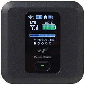 富士ソフト +F FS030W FS030WMB1 モバイルWIFIルーター
