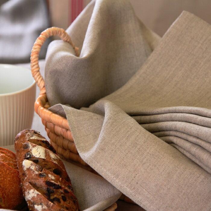 CALIENTE リトアニア リネン 麻 100% カルボ M キッチンクロス タオル ランチョマット キッチンワイプ 布巾 ふきん 台拭き ギフト プレゼント