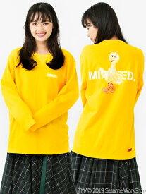 【公式】MILKFED.(ミルクフェド)MILKFED. x SESAME STREET LS TEE BIG BIRD