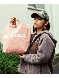 MILKFED.(ミルクフェド)COPPER LOGO BASIC SHOULDER BAG