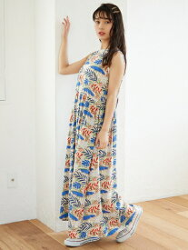 【公式】MILKFED.(ミルクフェド)TROPICAL DRESS