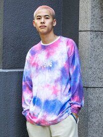 SILAS(サイラス)THAI DYED LS TEE
