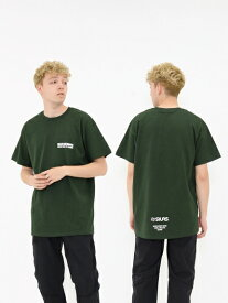 SILAS(サイラス)SS TEE MESSAGE