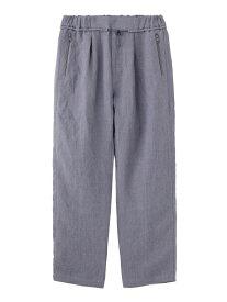 SILAS(サイラス)LINEN EASY PANTS