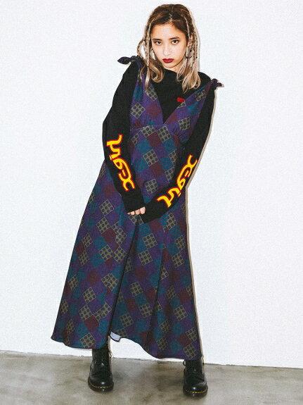 X-girl(エックスガール)NEW YANGSTA DRESS