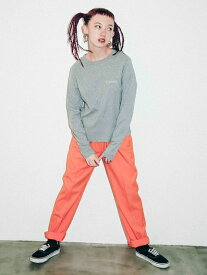 X-girl(エックスガール)X-BABY COLOR EASY PANTS