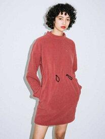 X-girl(エックスガール)FLEECE DRESS