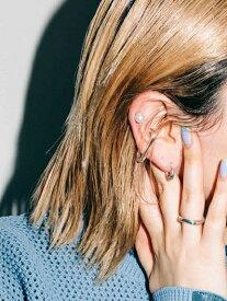 【公式】X-girl(エックスガール)EAR CUFF