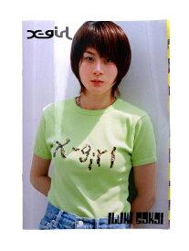 X-girl(エックスガール)X-girl × IBUKI ZINE