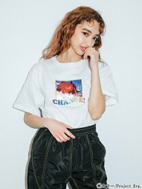 【公式】X-girl(エックスガール)X-girl × EVANGELION CHANCE! S/S TEE