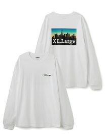 XLARGE(エクストララージ)L/S TEE X.L.LARGE