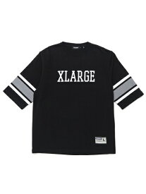XLARGE(エクストララージ)FOOTBALL H/S TEE