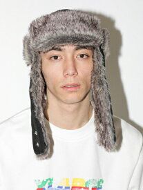 XLARGE(エクストララージ)NEWERA THE TRAPPER FLIGHT CAP
