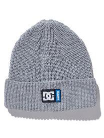 【公式】XLARGE エクストララージ XL × DC STANDARD LOGO CUFF BEANIE ニット帽 帽子 クリスマス プレゼント ギフト コラボ ロゴ