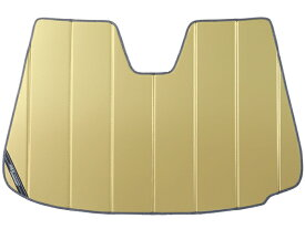 【専用設計】CoverCraft製/UVS100 サンシェード/日除け(ゴールド) 18y- ランボルギーニ Huracan(ウラカン) クーペ/カブリオレ カバークラフト MADE IN USA