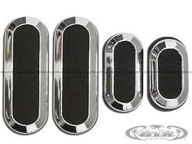 【楽天カードで最大P9倍】2011-2015y フォード エクスプローラー(XLT用) クロームシートコントロールボタン/4PC(ABS)