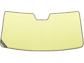 【専用設計】CoverCraft製/UVS100 高品質 サンシェード/日除け(ゴールド) ホンダ NBOX N-BOXカスタム JF3 JF4 カバークラフト MADE IN USA