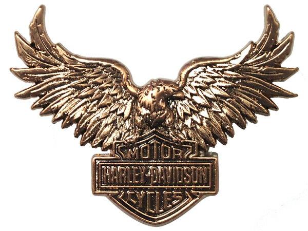 Harley-Davidson / ハーレーダビッドソン クラシックイーグル ピンバッジ