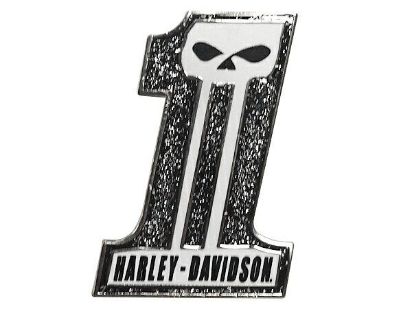 Harley-Davidson / ハーレーダビッドソン スカル No.1 ピンバッジ