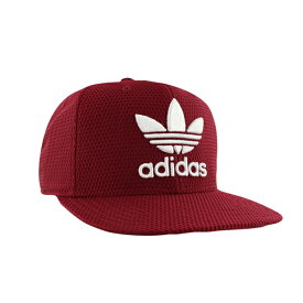 adidas アディダスオリジナルス正規品 帽子キャップ トレフォイル スナップバックOriginals Trefoil Plus Snapback CAP Burgundy WHITE BH8414インポートブランド海外買い付け【あす楽対応】【楽ギフ_包装】[0218]